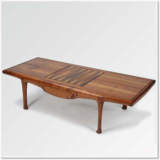 Barclay Fine Woodworking Coffee Table